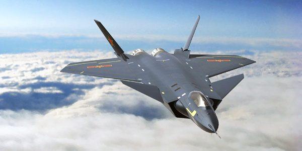 """China a prezentat în premieră avionul """"invizibil"""" J-20"""