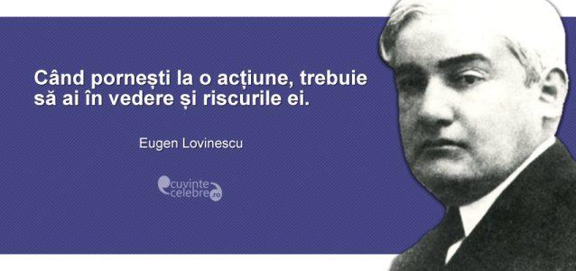 Eugen Lovinescu, un impresionist sceptic
