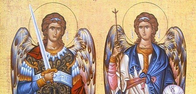 Soborul Sf. Arhangheli Mihail şi Gavriil şi al tuturor cereştilor puteri