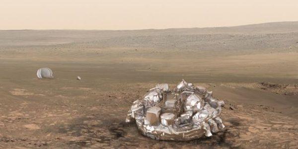 Un român este acuzat că e responsabil pentru prăbuşirea modulului Schiaparelli pe Marte