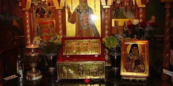 Sfântul Nectarie Taumaturgul, vindecătorul de cancer
