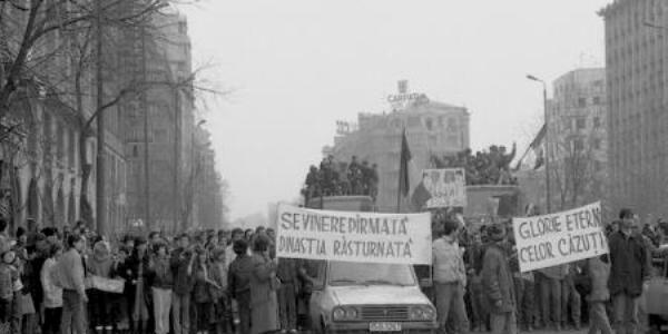 Revoluţia din 1989: 26-31 decembrie – preluarea puterii de către CFSN