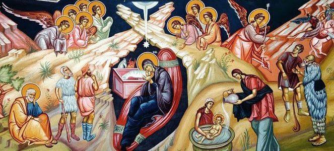 Crăciunul – Naşterea Domnului