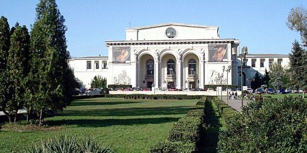 98 de ani de la inaugurarea Operei Române