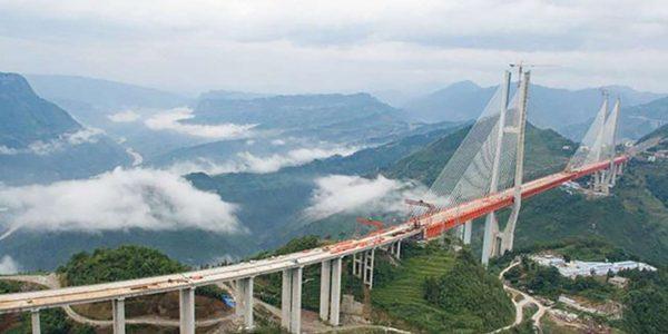Cel mai înalt pod din lume