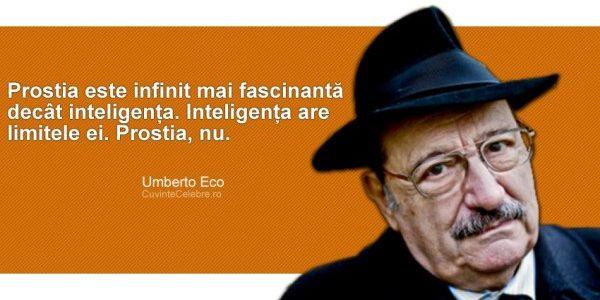 """Umberto Eco – """"Un cadou din cer"""""""
