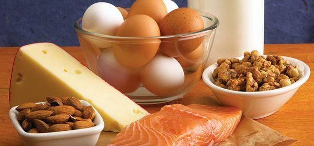 O dietă bogată în proteine contribuie la sănătatea muşchilor