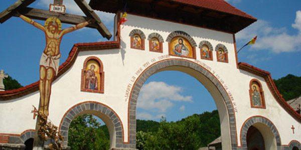 """Mănăstirea """"Sfânta Ana"""" Rohia, locul de odihnă al părintelui Nicolae Steinhardt"""